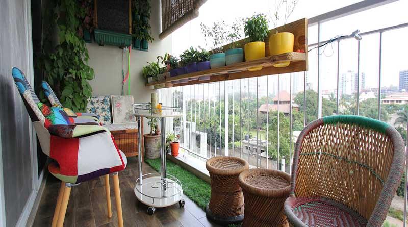 6 Ide Desain Taman Anti Bosan di Balkon Rumah