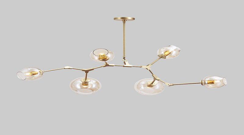 7 Lampu Gantung Hias Cantik untuk Rumah Menawan