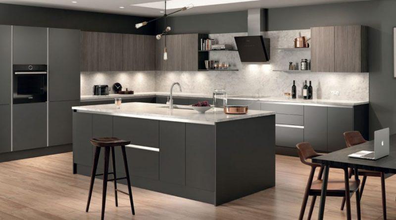 6 Desain Kitchen Set untuk Suasana Dapur Menyenangkan