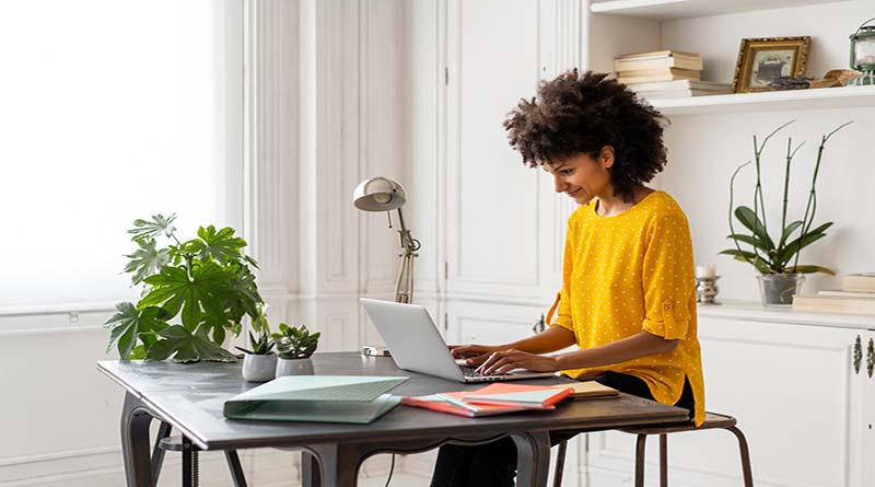 7 Tips Produktif Bekerja Selama Work From Home