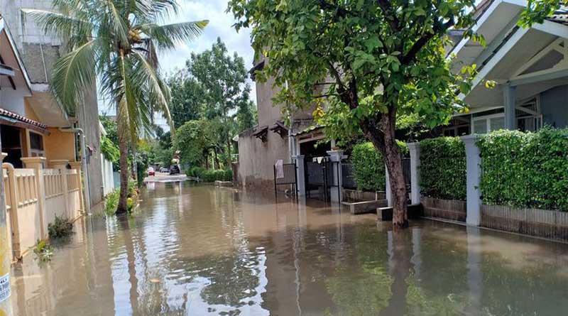 cara membersihkan rumah sehabis banjir