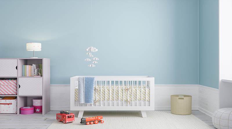 8 Rekomendasi Warna Lucu dan Menenangkan untuk Kamar Bayi