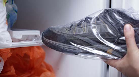 freezer sepatu