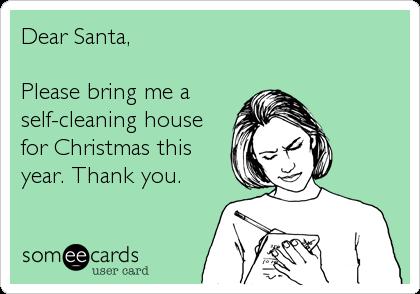 Tips Membersihkan Rumah Setelah Merayakan Natal