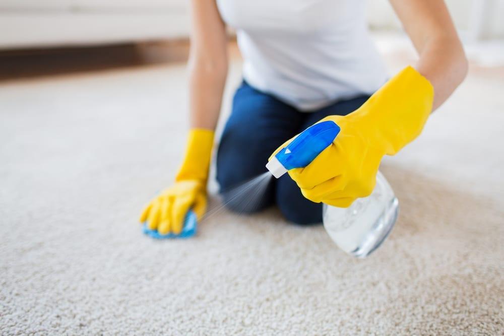 Cara Membersihkan Karpet Drumah Dengan Benar