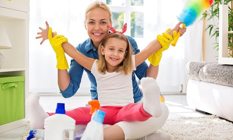 Tugas Kebersihan Untuk Anak Sesuai Dengan Usia