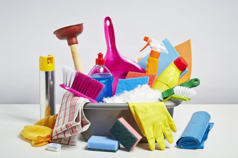 15 Peralatan Serbaguna Untuk Membersihkan Rumah!