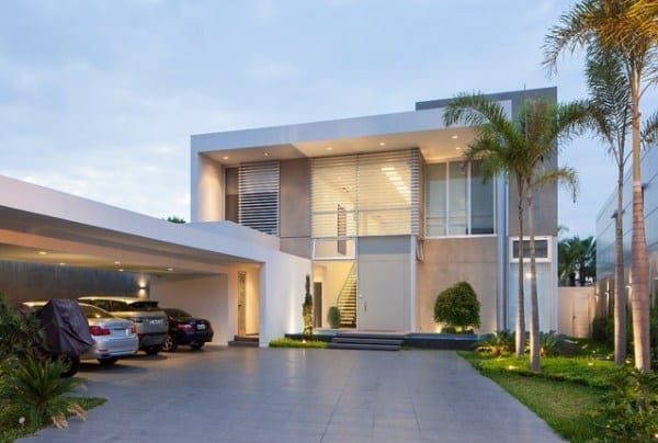 Ide Desain Rumah Minimalis Modern Yang Mewah Kliknclean