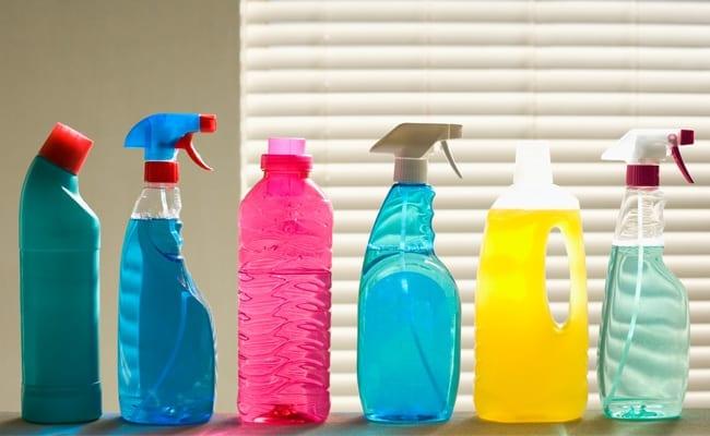 Apa Saja Produk Pembersih Di Rumah Yang Mengandung Anti-Bakteri?