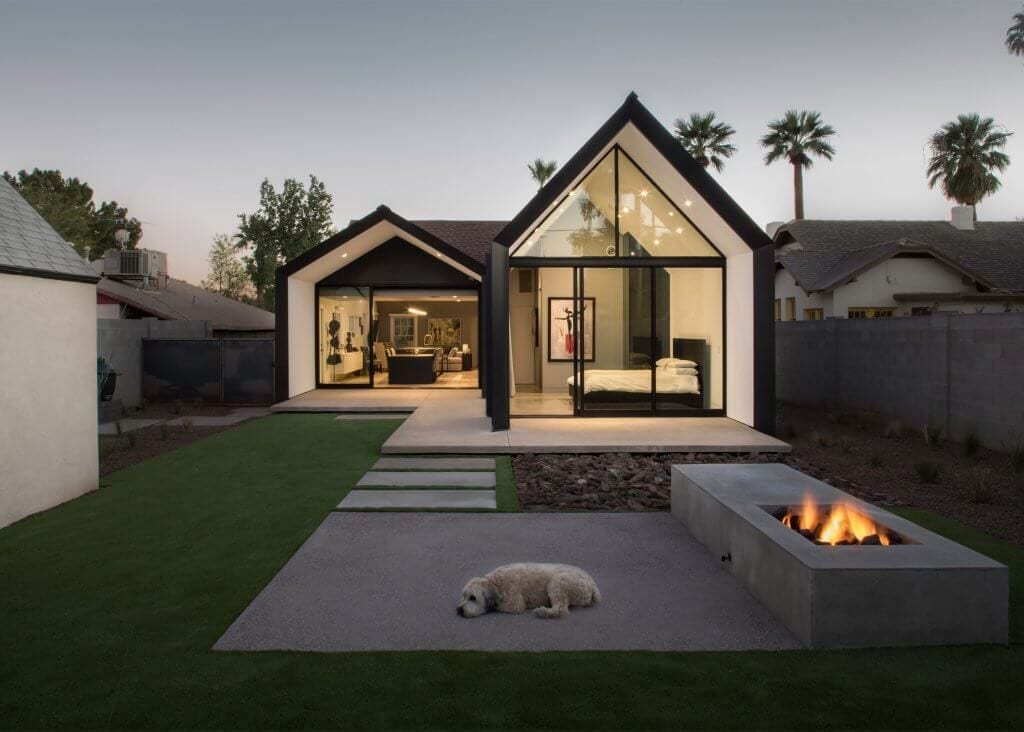 Desain Rumah Paling Unik Di Dunia