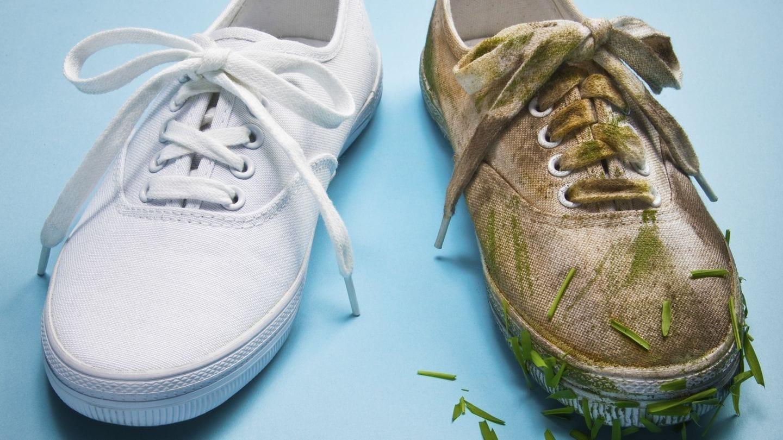 Trik Jitu Untuk Mencuci Sepatu Sneakers Anda!