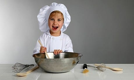 Tips Membuat Dapur yang Aman untuk Anak Kecil!
