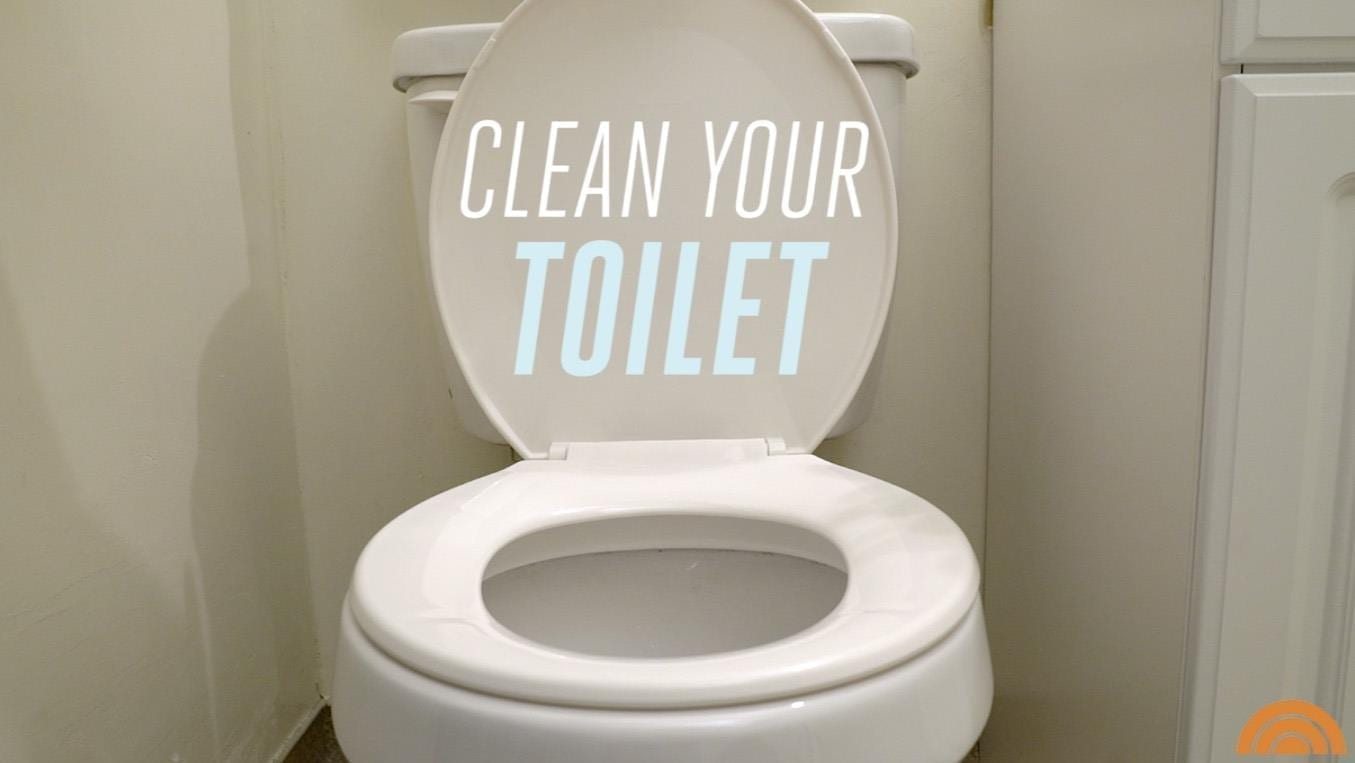 5 Tips Cepat Untuk Membersihkan Toilet Duduk
