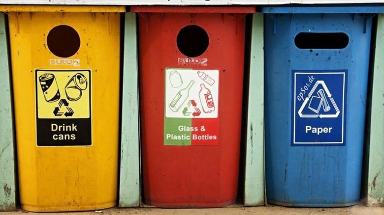 Sejarah Penggunaan Tempat Sampah