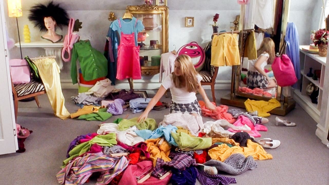 3 Trik Utama untuk Merapikan Lemari Pakaian