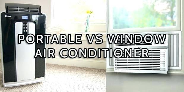 AC Portabel atau AC Jendela, Mana yang Lebih Bagus?