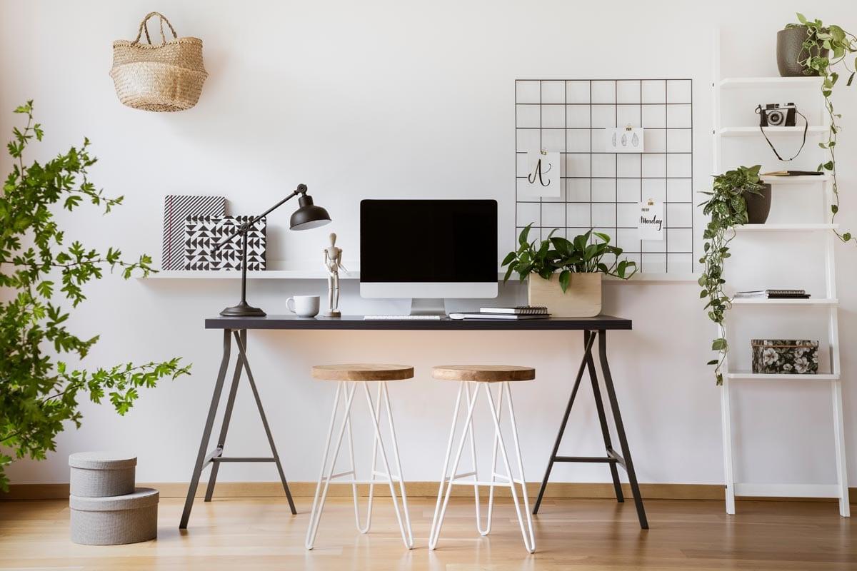 6 Cara Menciptakan Ruang Kerja yang Nyaman di Rumah