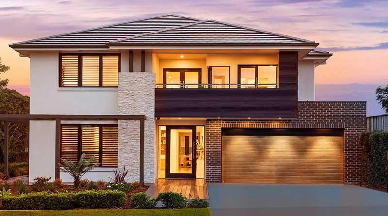 Desain Rumah Minimalis Dengan Halaman Luas 5 ide desain rumah minimalis modern berlantai dua kliknclean