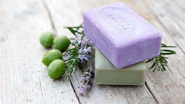 sabun batangan