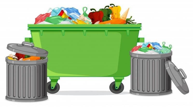 Sejarah Pembuatan dan Penggunaan Tempat Sampah