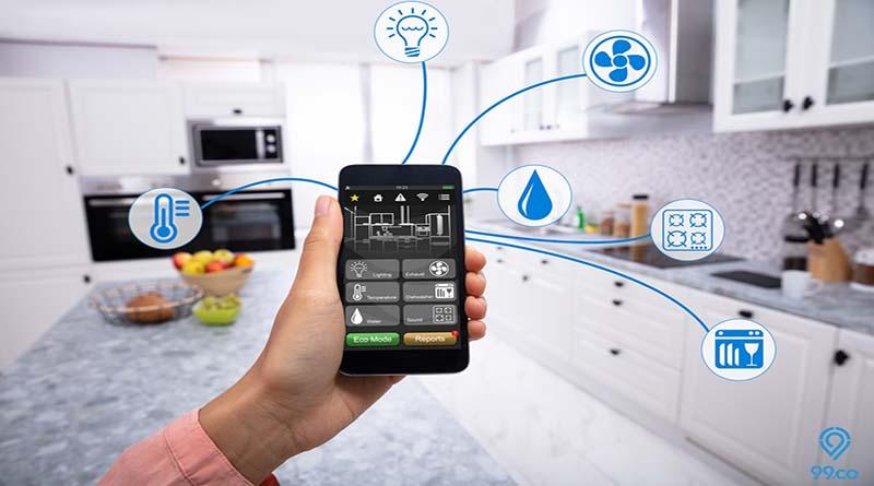 Pengertian Smart Home System dan Kelebihannya